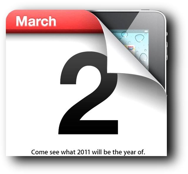 iPad 2 презентация