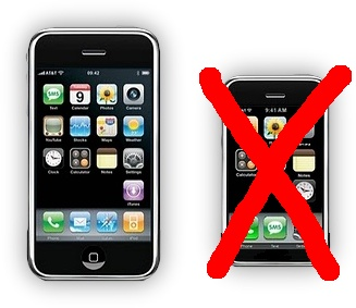 Нет iPhone Nano