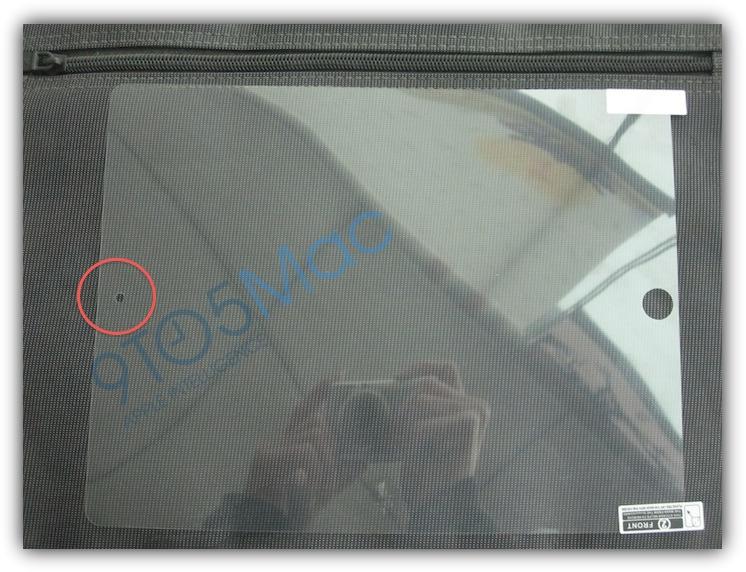 Защитная пленка iPad 2