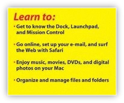 Mac OS X Lion книга