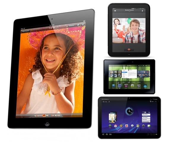 Конкуренты и iPad2