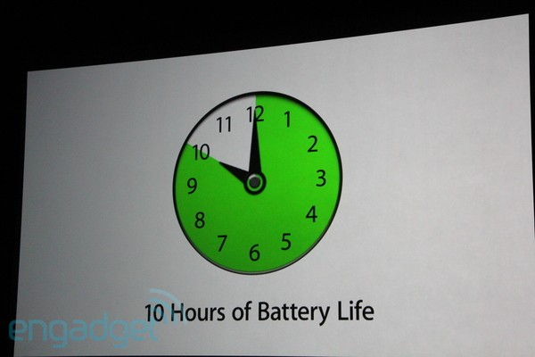 10 Часов работы батареи