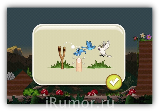 Angry Birds Rio - Новый вид птиц и Босс