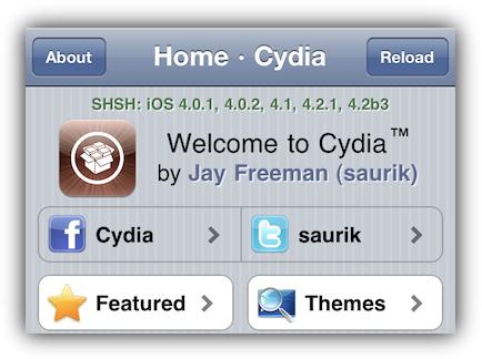 Сydia 1.1