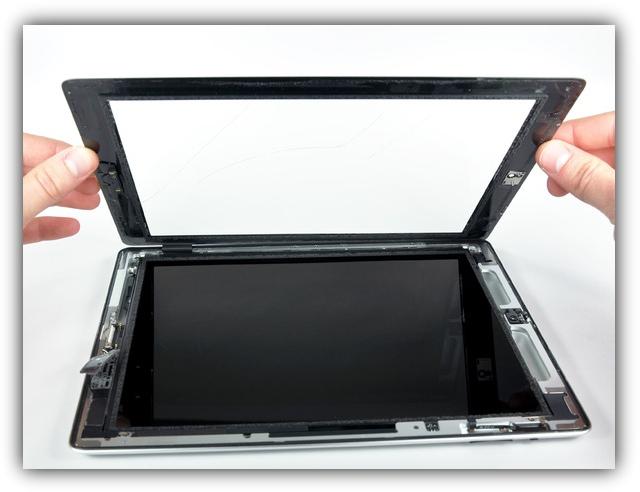 iPad 2 разобран iFixit