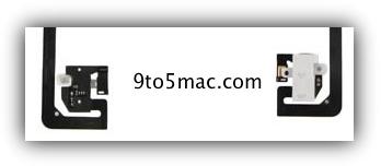 iPhone 5 - детали двух цветов