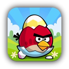 Angry Birds: Easter Eggs