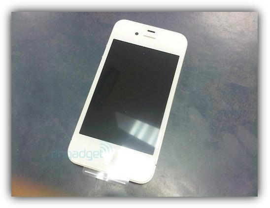iPhone 4 White - Vodafone