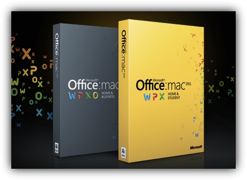 Office 2011 для Mac