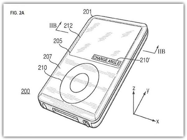 Экран Apple с функцией конфиденциальности