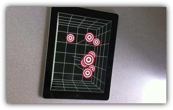 iPad 3 - 3D