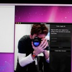 iMac 2011 - тест FaceTime