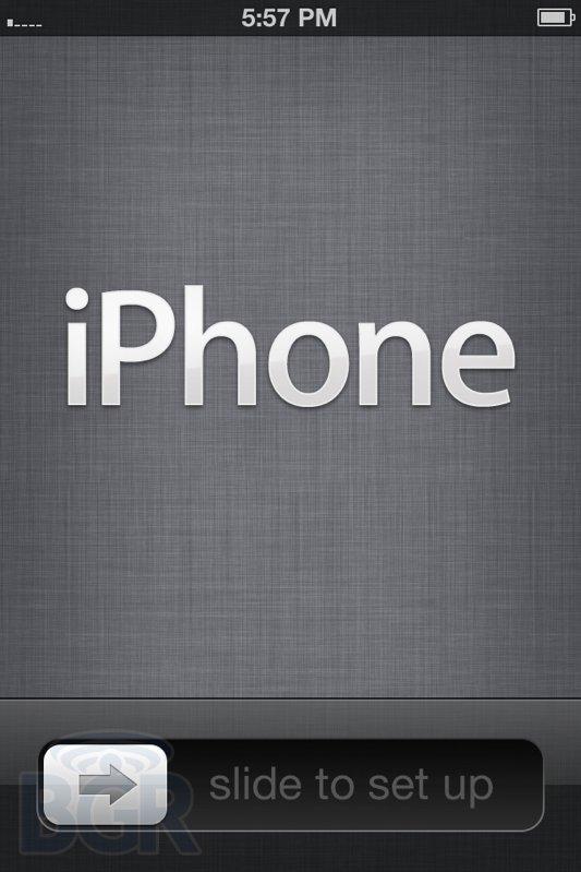 iOS 5 beta - первые скриншоты