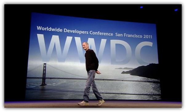 WWDC 2011 - Стив Джобс