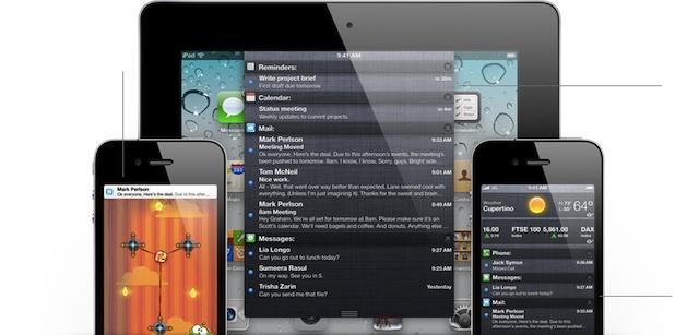 Перечень новых возможностей WWDC 2011