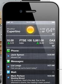 iOS 5 - Новая система уведомлений