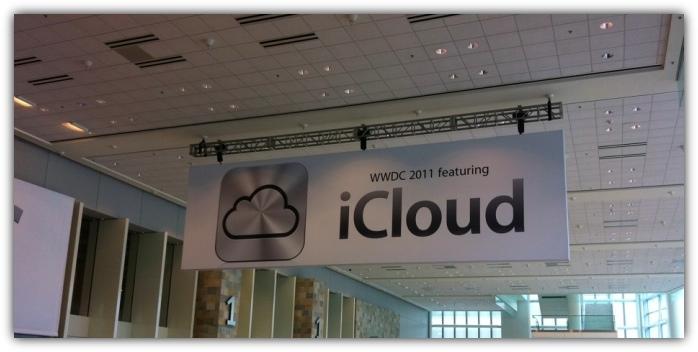 WWDC - Логотип iCloud
