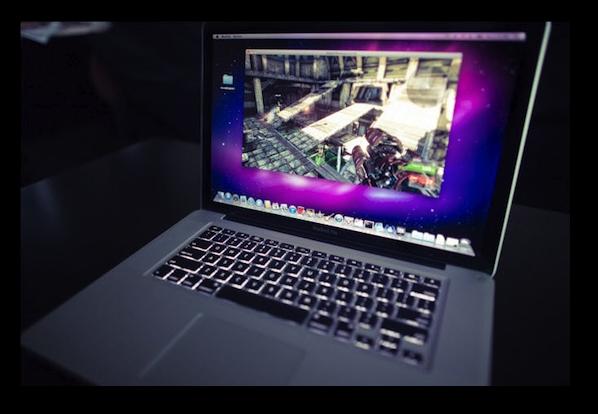 Unreal Engine 3 для Mac OS