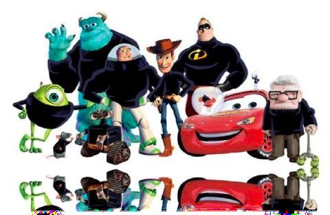 Pixar попрощалась со Стивом Джобсом