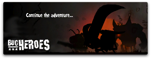 Bug Heroes Quest