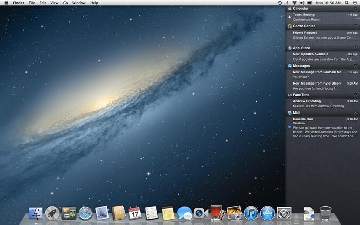 OS X Mountain Lion  Change Language