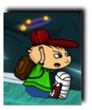 Дейв в пещере: береги голову