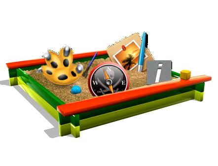 Песочница OS X